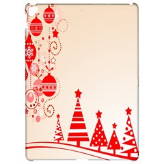 Christmas Clipart Wallpaper Apple iPad Pro 12.9   Hardshell Case