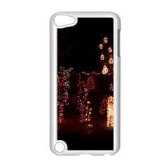 Holiday Lights Christmas Yard Decorations Apple Ipod Touch 5 Case (white)