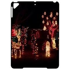 Holiday Lights Christmas Yard Decorations Apple iPad Pro 9.7   Hardshell Case