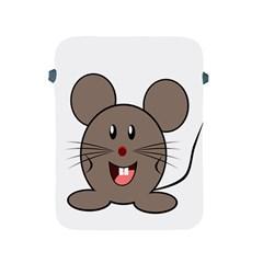 Raton Mouse Christmas Xmas Stuffed Animal Apple Ipad 2/3/4 Protective Soft Cases