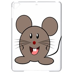 Raton Mouse Christmas Xmas Stuffed Animal Apple iPad Pro 9.7   Hardshell Case