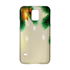 Ornament Christmast Pattern Samsung Galaxy S5 Hardshell Case