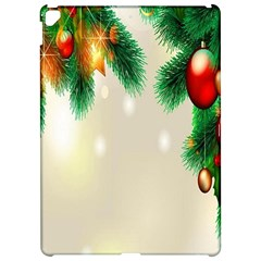 Ornament Christmast Pattern Apple iPad Pro 12.9   Hardshell Case