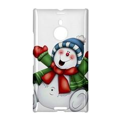 Snowman With Scarf Nokia Lumia 1520