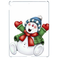 Snowman With Scarf Apple iPad Pro 12.9   Hardshell Case