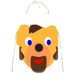 Solidarity Clipart Bear Head Teddy Bear Xmas Christmas Stuffed Animal Full Print Aprons