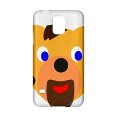 Solidarity Clipart Bear Head Teddy Bear Xmas Christmas Stuffed Animal Samsung Galaxy S5 Hardshell Case
