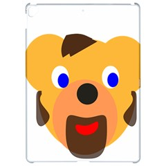 Solidarity Clipart Bear Head Teddy Bear Xmas Christmas Stuffed Animal Apple iPad Pro 12.9   Hardshell Case