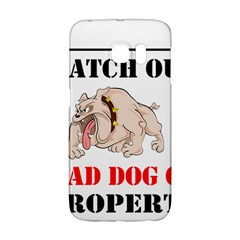 Watch Out Mad Dog On Property Galaxy S6 Edge