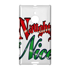 Vintage Christmas Naughty Or Nice Nokia Lumia 1520