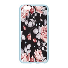 Vintage colorful Flower  Apple Seamless iPhone 6/6S Case (Color)