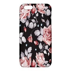 Vintage colorful Flower  iPhone 6/6S TPU Case