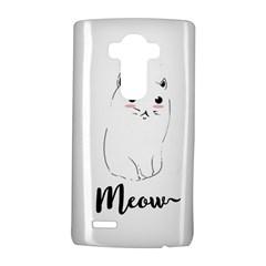 Cute Kitty  LG G4 Hardshell Case
