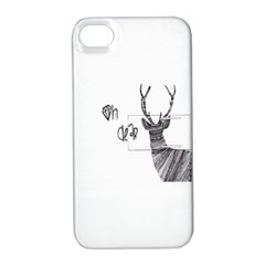 Oh Dear  Apple iPhone 4/4S Hardshell Case with Stand