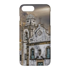 Exterior Facade Antique Colonial Church Olinda Brazil Apple Iphone 7 Plus Hardshell Case