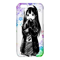 Shy Anime Girl iPhone 6/6S TPU Case