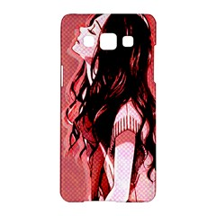 Day Dreaming Anime Girl Samsung Galaxy A5 Hardshell Case
