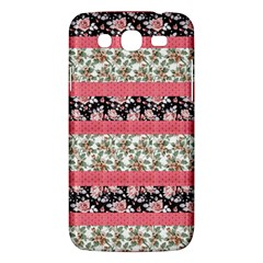 Cute Flower Pattern Samsung Galaxy Mega 5.8 I9152 Hardshell Case