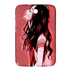 Day Dreaming Anime Girl Samsung Galaxy Note 8.0 N5100 Hardshell Case
