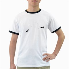 Fly Ringer T-Shirts