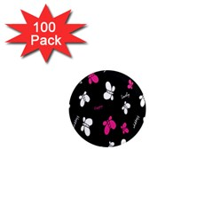 Butterfly 1  Mini Magnets (100 pack)