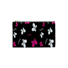 Butterfly Cosmetic Bag (Small)