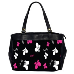 Butterfly Office Handbags (2 Sides)