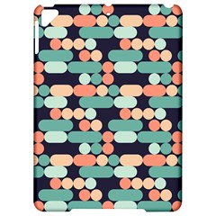 Coral Mint Color Style Apple Ipad Pro 9 7   Hardshell Case