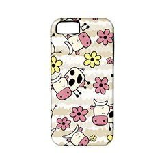 Cow Animals Apple Iphone 5 Classic Hardshell Case (pc+silicone)