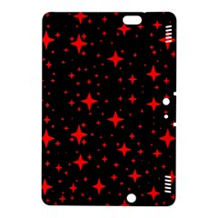 Bright Red Stars In Space Kindle Fire HDX 8.9  Hardshell Case