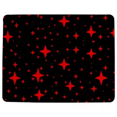 Bright Red Stars In Space Jigsaw Puzzle Photo Stand (rectangular)