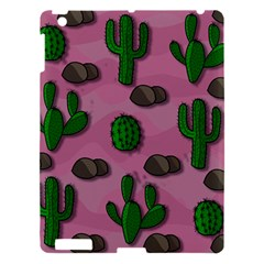 Cactuses 2 Apple Ipad 3/4 Hardshell Case