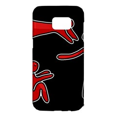 People Samsung Galaxy S7 Edge Hardshell Case