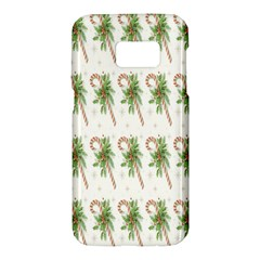 Candy Cane Printable Samsung Galaxy S7 Hardshell Case