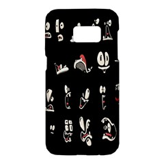 Face Mask Animals Samsung Galaxy S7 Hardshell Case