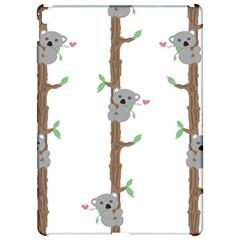 Koala Pattern Apple Ipad Pro 12 9   Hardshell Case