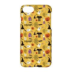 Halloween Pattern Apple Iphone 7 Hardshell Case