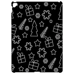 Simple Xmas pattern Apple iPad Pro 12.9   Hardshell Case