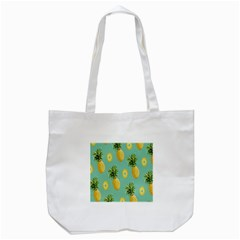 Pineapple Tote Bag (white)