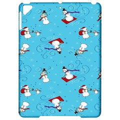 Snowman Apple Ipad Pro 9 7   Hardshell Case