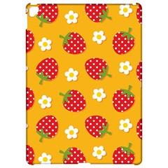 Strawberry Apple Ipad Pro 12 9   Hardshell Case