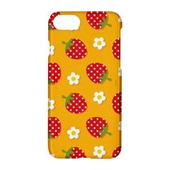 Strawberry Apple Iphone 7 Hardshell Case