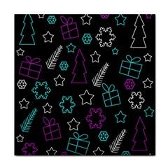 Creative Xmas pattern Face Towel