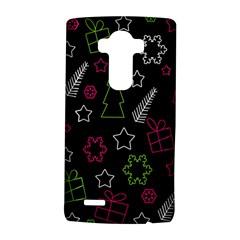 Elegant Xmas pattern LG G4 Hardshell Case