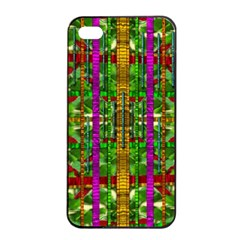 A Gift Given By Love Apple Iphone 4/4s Seamless Case (black)
