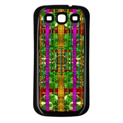 A Gift Given By Love Samsung Galaxy S3 Back Case (black)