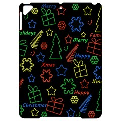 Playful Xmas pattern Apple iPad Pro 9.7   Hardshell Case