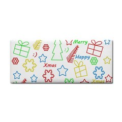 Simple Christmas pattern Cosmetic Storage Cases