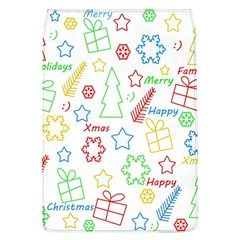 Simple Christmas Pattern Flap Covers (l)