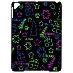 Decorative Xmas pattern Apple iPad Pro 9.7   Hardshell Case